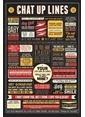 Pyramid International Maxi Poster Chat Up Lines Renkli